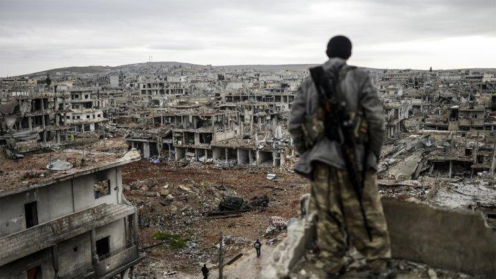 وقف إطلاق النار - سوريا