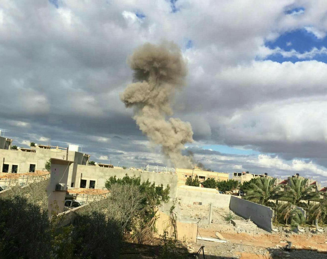 "Photo of ""انتحاري"" يقتل 7 من الجيش الوطني في قنفودة"