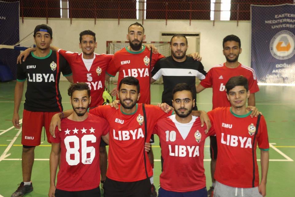 الجالية الليبية