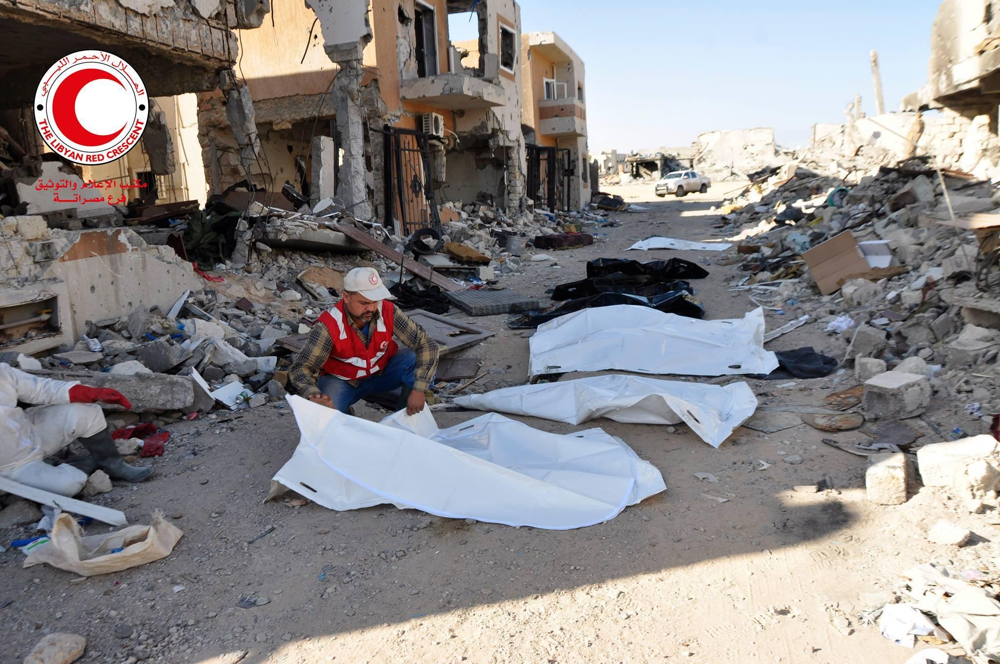 الهلال الأحمر الليبي