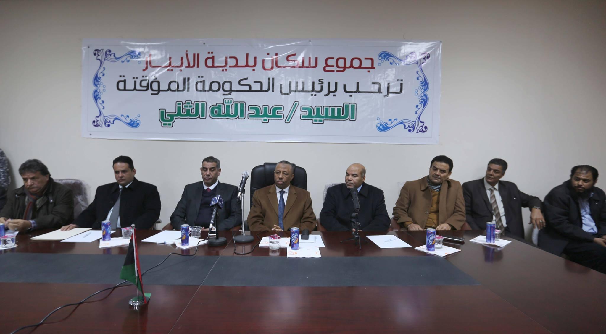 Photo of الثني في الأبيار.. اجتماعات وزيارات لتفقد الاحتياجات