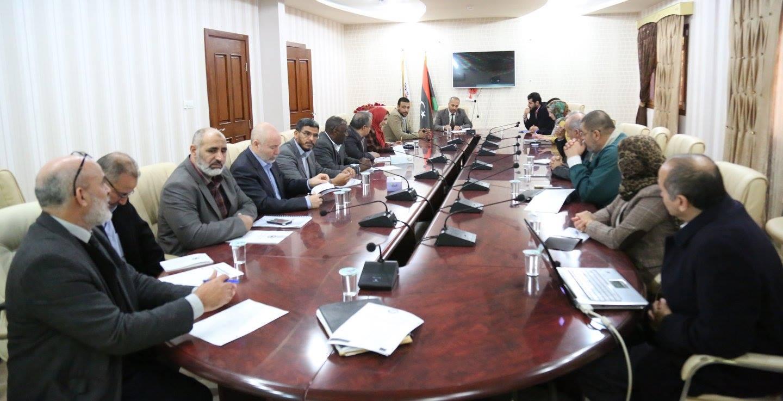 """Photo of """"الحكم المحلي- الوفاق"""" تبحث الإفادة من """"المعلومات الجغرافية"""""""