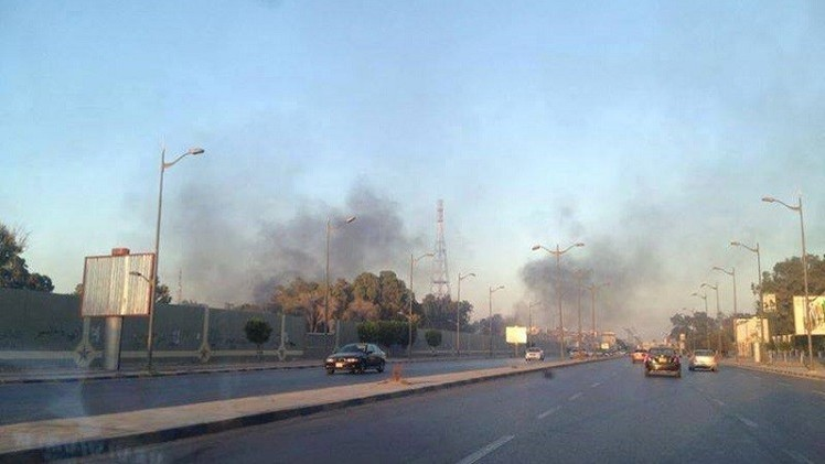 اشتباكات في العاصمة طرابلس