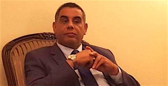 نائب رئيس المجلس الرئاسي المقاطع علي القطراني