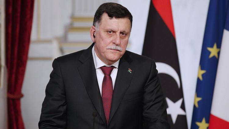 "Photo of السراج: تعديل ""الثامنة"" مسؤولية ""الحوار""..وليس ""رئاسي الوفاق"""
