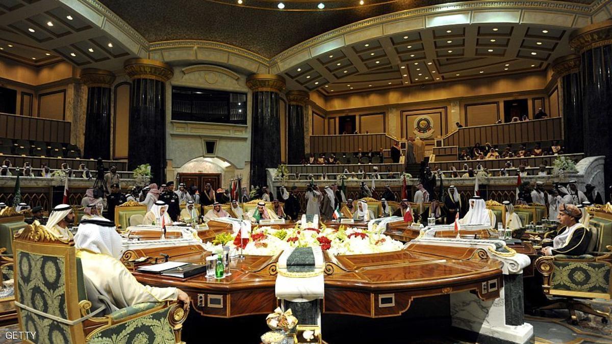 """صورة القمة الخليجية تؤكد دعمها لـ""""الوفاق"""".. والتصدي لداعش"""