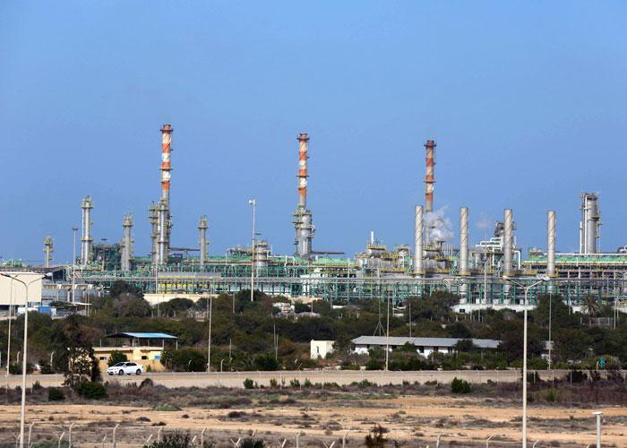 الهلال النفطي الليبي