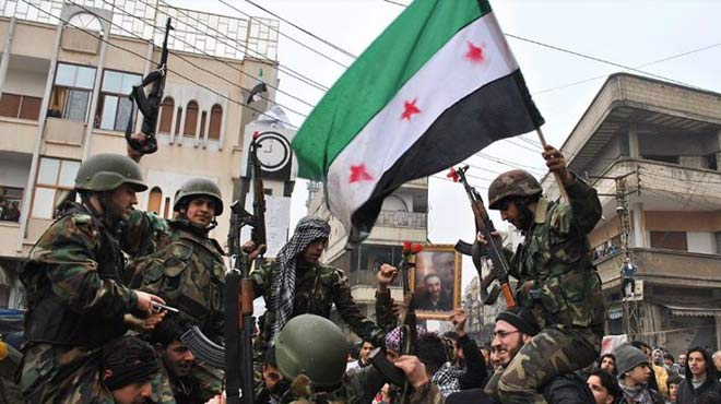 """صورة """"الجيش الحر"""": نلتزم بوقف إطلاق النار بسوريا.. ونشارك بالمحادثات"""