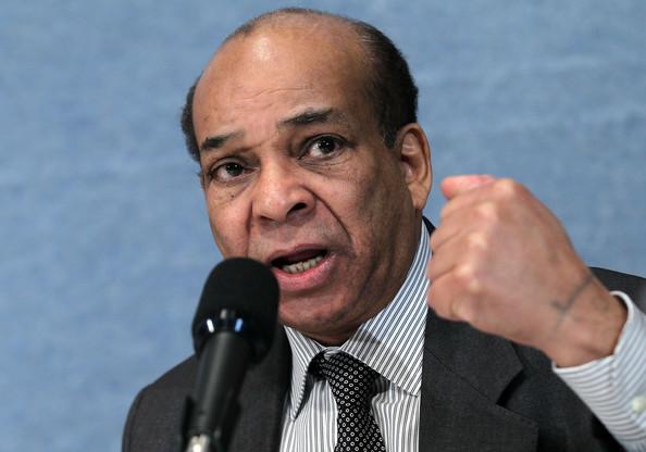 مندوب ليبيا الأسبق لدى الأمم المتحدة عبد الرحمن شلقم