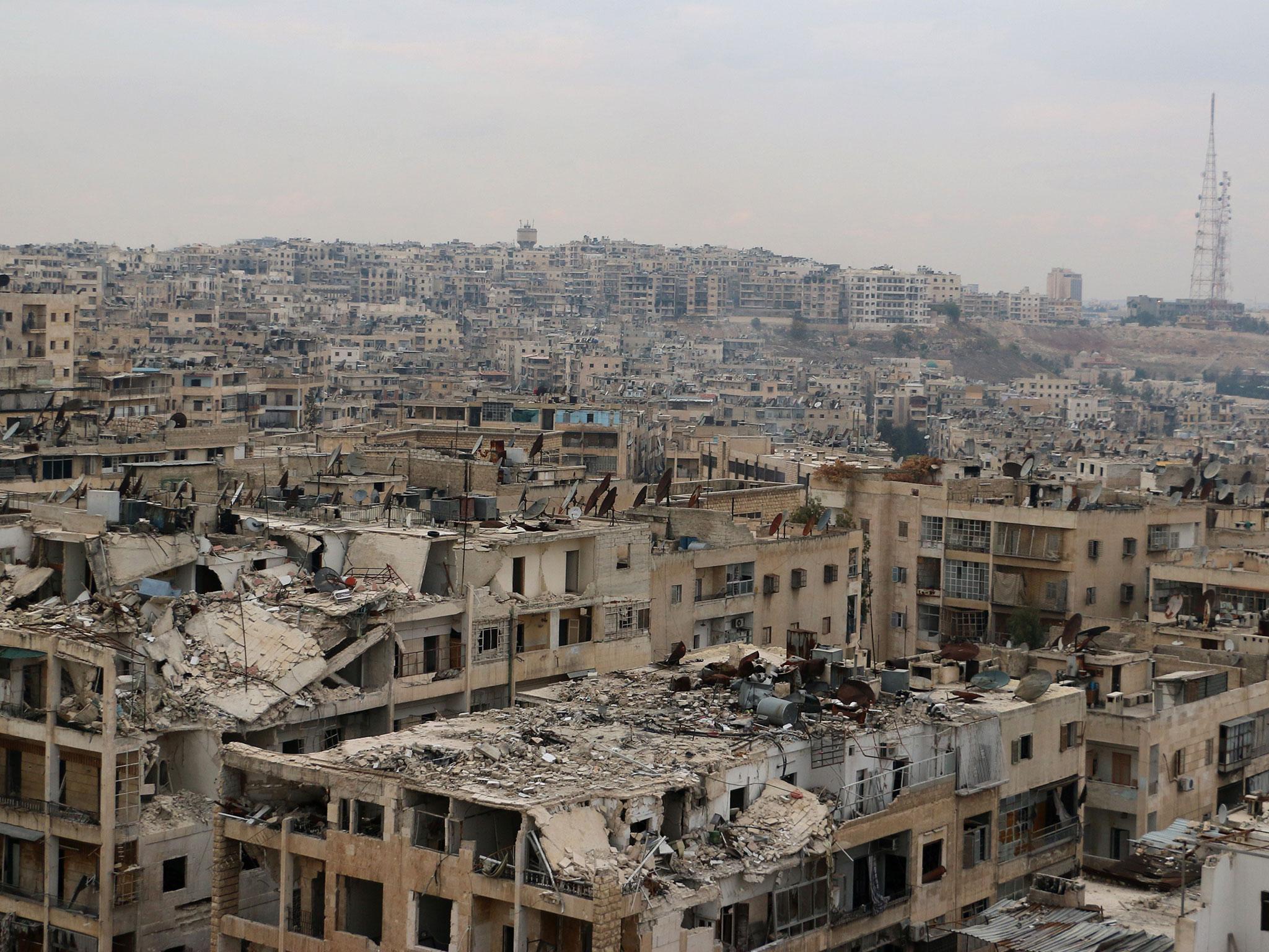 صورة انهيار سريع لاتفاق حلب.. والحكومة السورية تتهم المعارضة