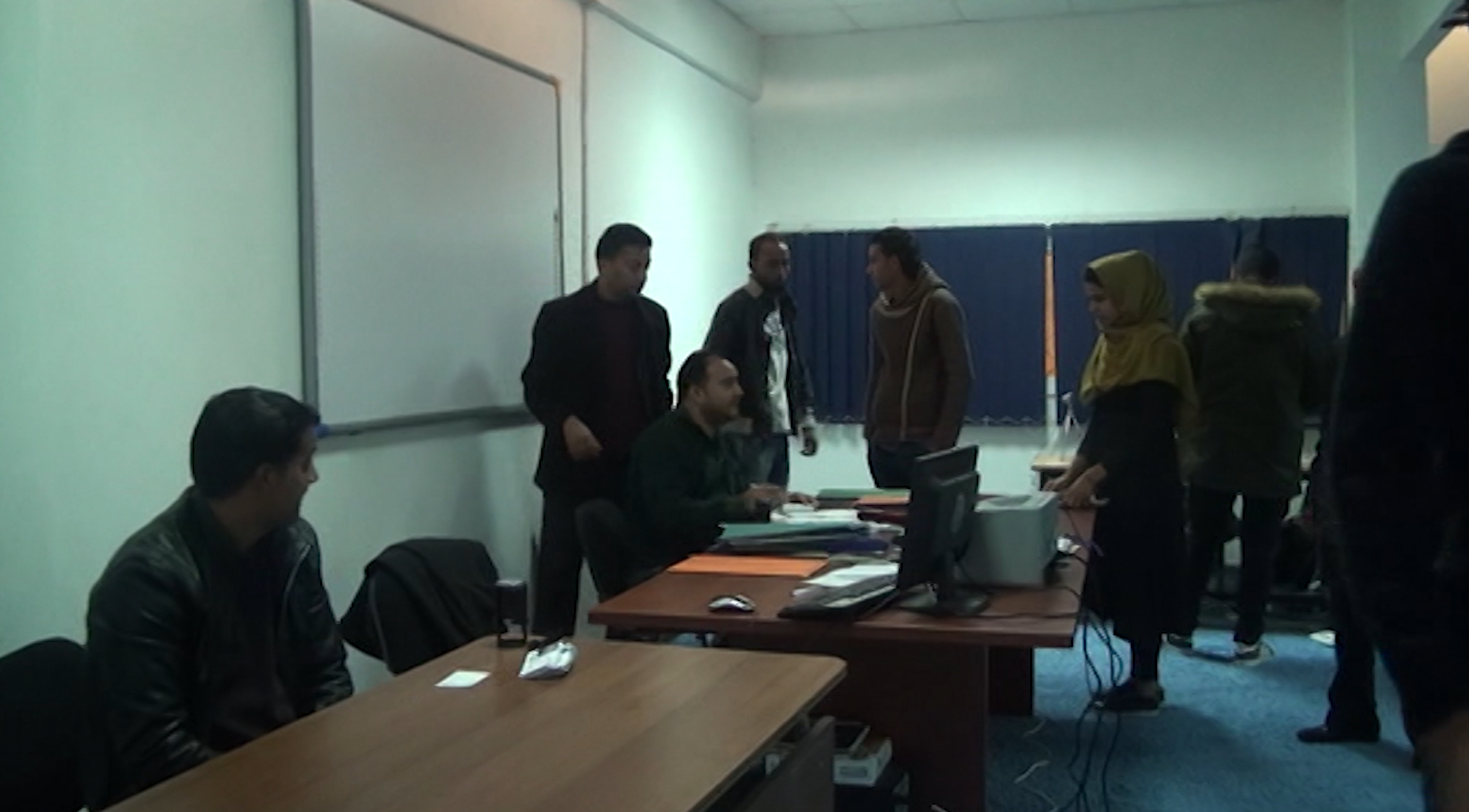 """Photo of جامعة صبراتة تواصل الانتقال إلى """"الإدارة الإلكترونية"""""""