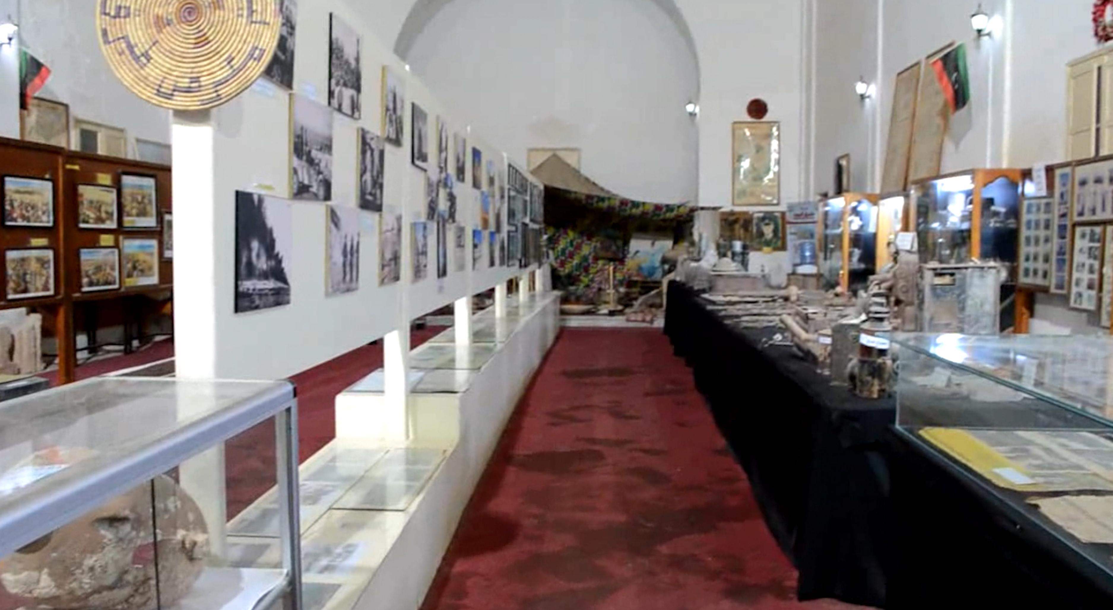 متحف وطني بطبرق