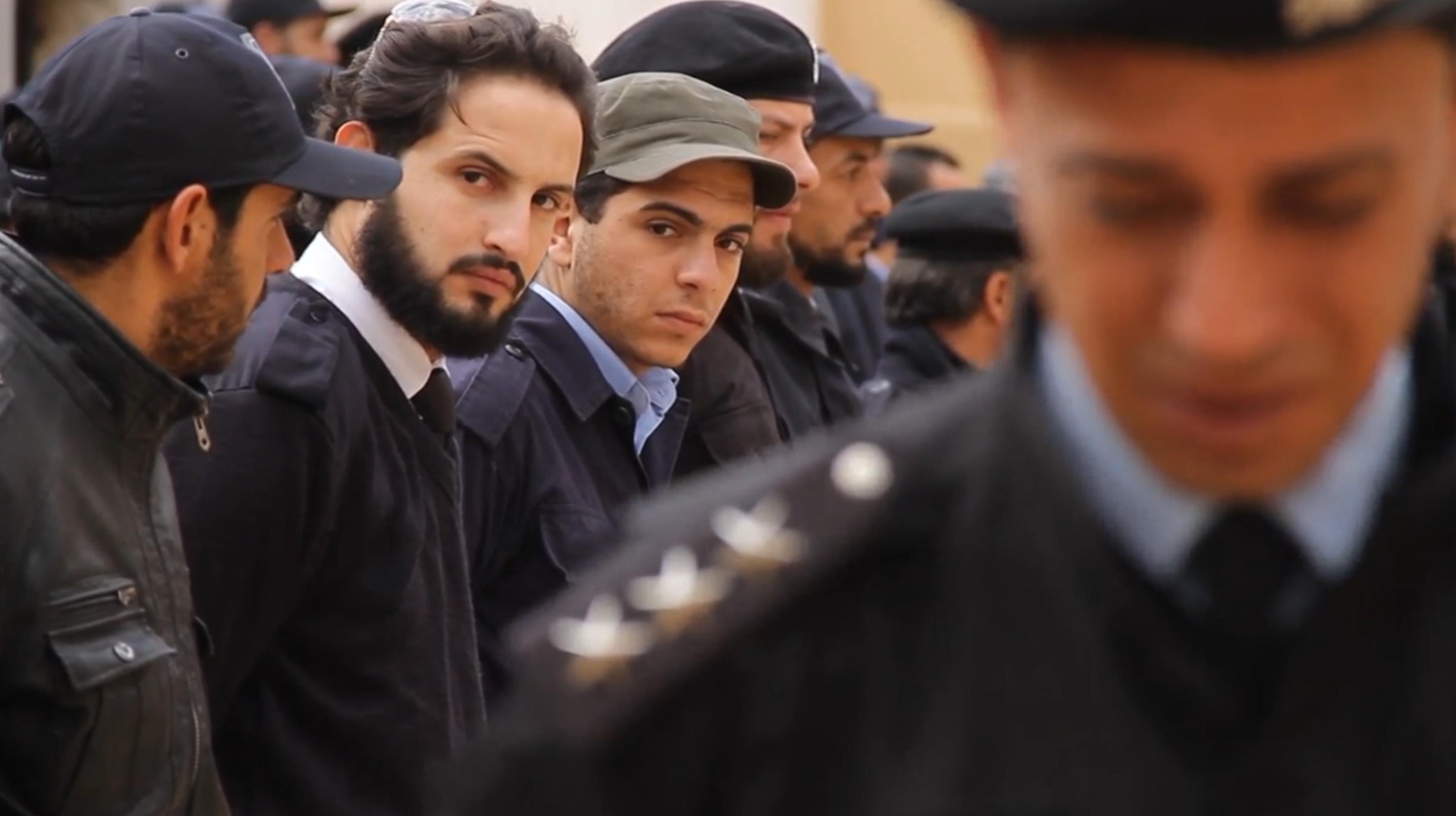 """Photo of """"الجمع الصباحي"""" يعود لشرطة بنغازي بعد غياب طويل"""