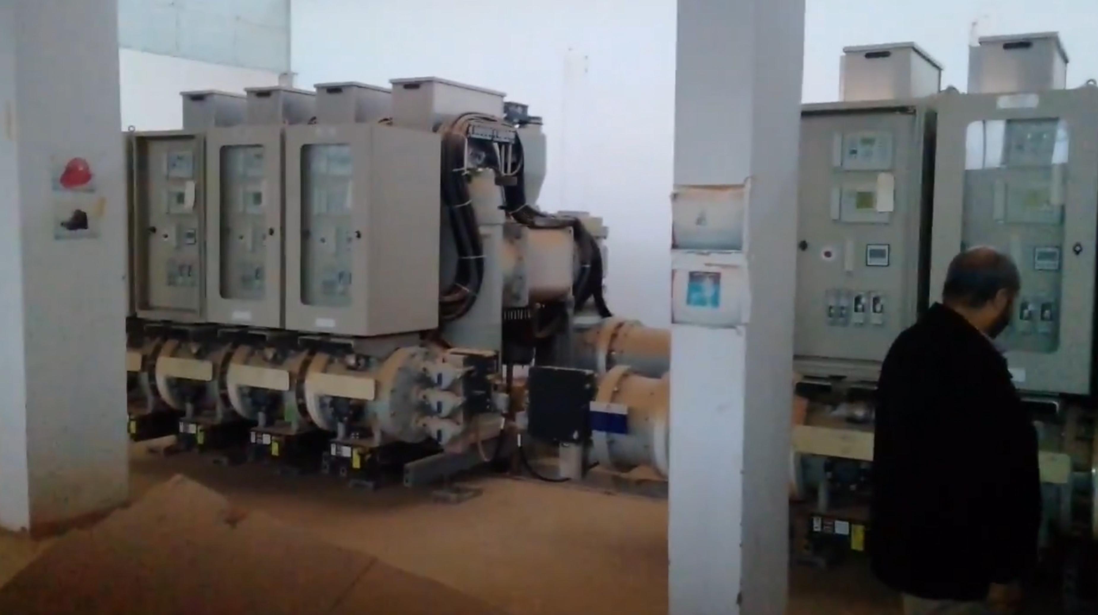 إدارة توزيع الشركة الغربية للكهرباء في بدر وتيجي