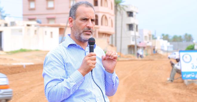 حسين بن عطية عميد بلدية تاجوراء