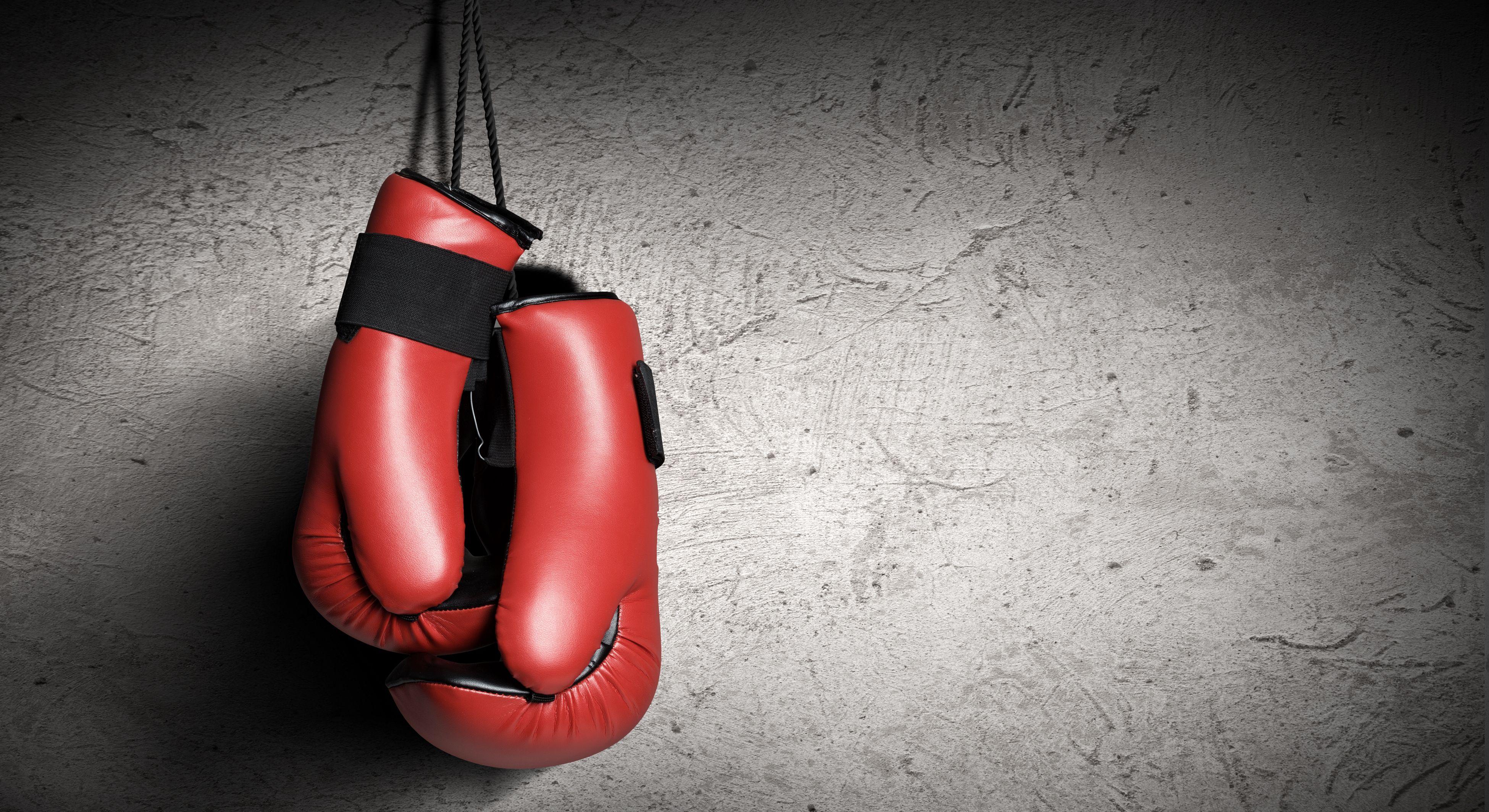 لجنة الملاكمة