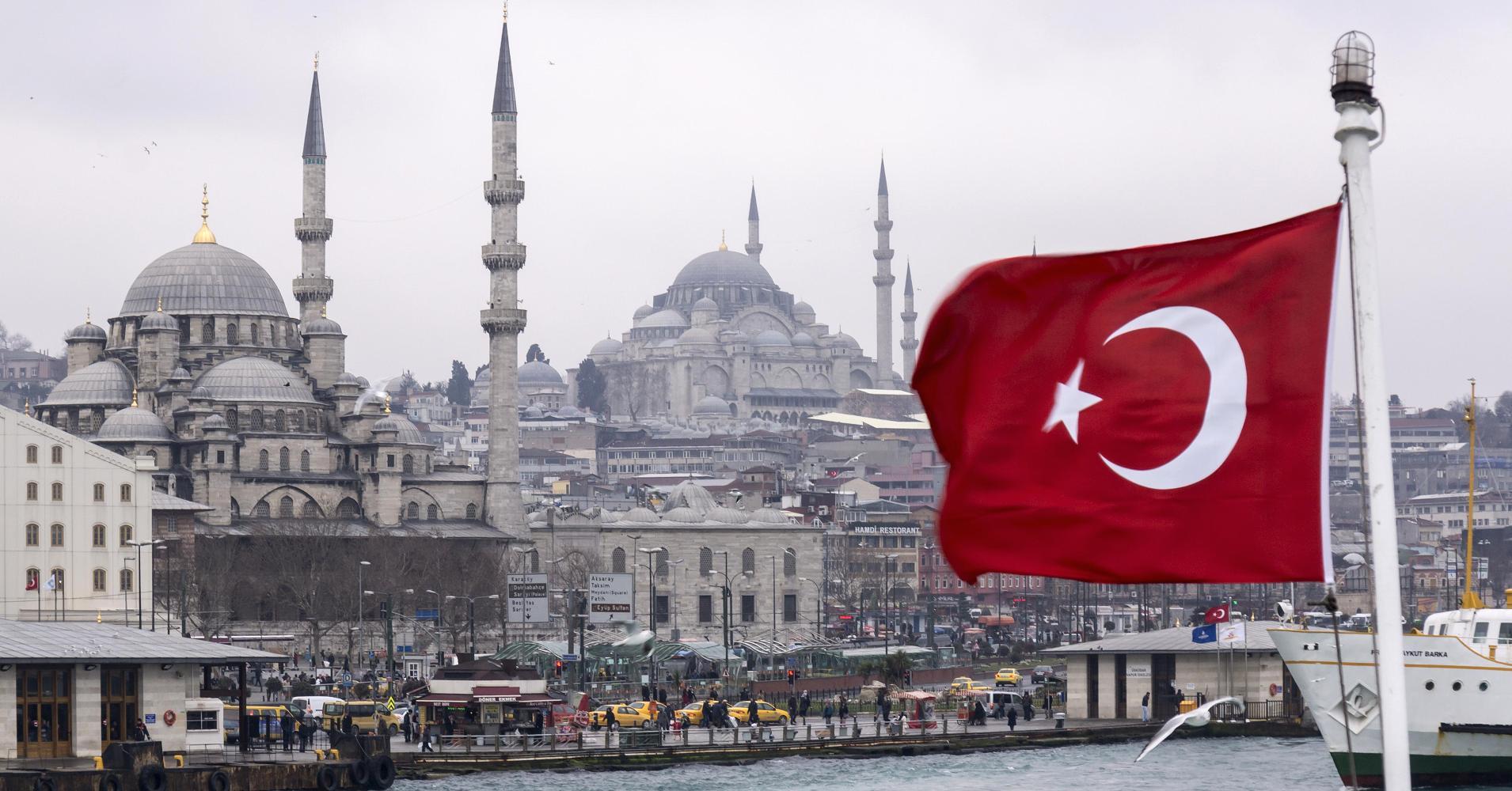 Photo of الاقتصاد التركي ينكمش لأول مرة منذ 7 سنوات. إقرأ أكثر