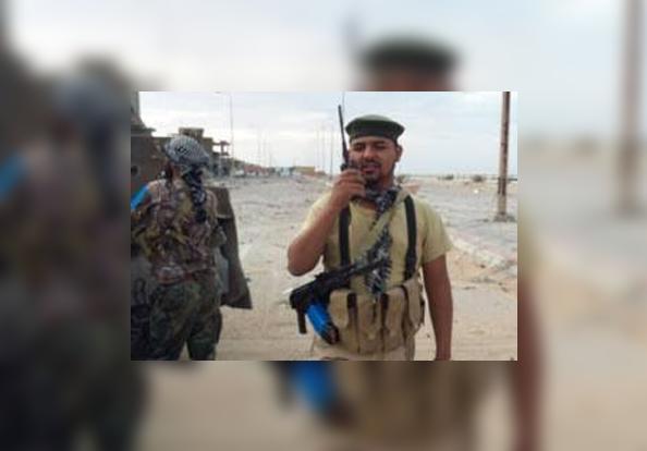 علي دكام- آمر كتيبة شهداء الفات