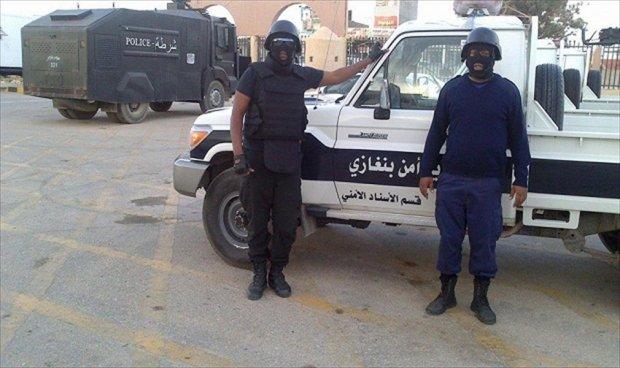 أمن بنغازي