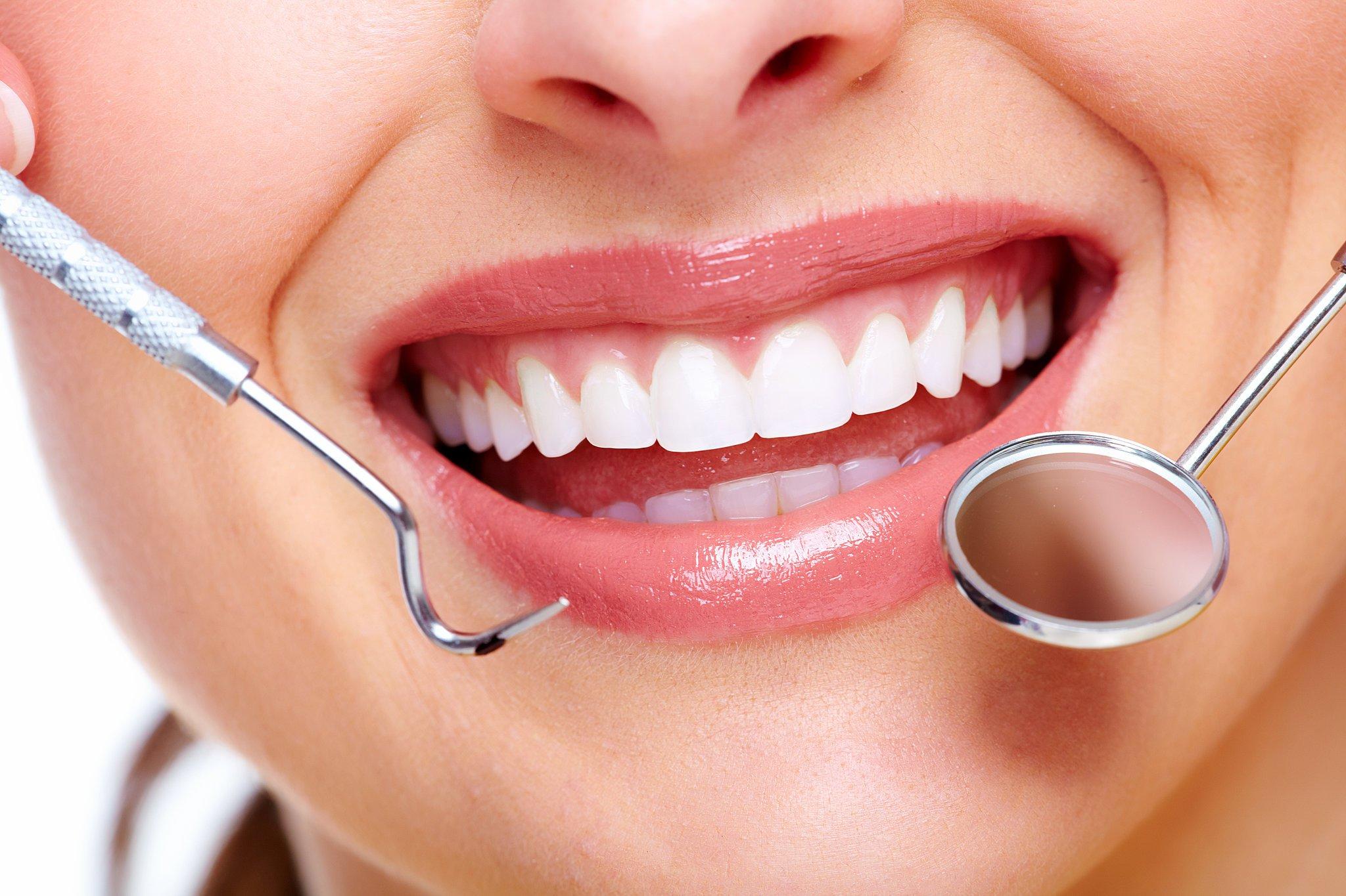 """صورة علاج جديد لتلف الأسنان من خلال """"إسفنجة"""""""