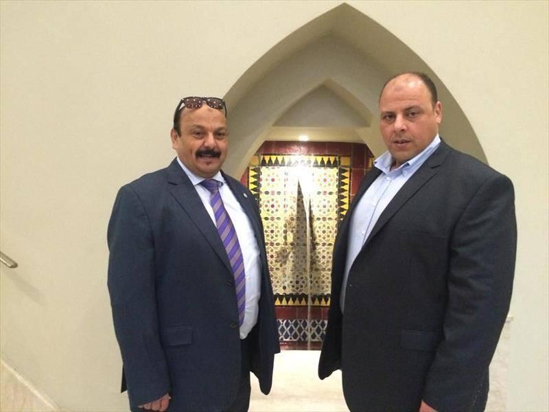 الاتحاد العربي لبناء الأجسام
