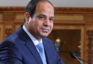رئيس المصري عبد الفتاح السيسي