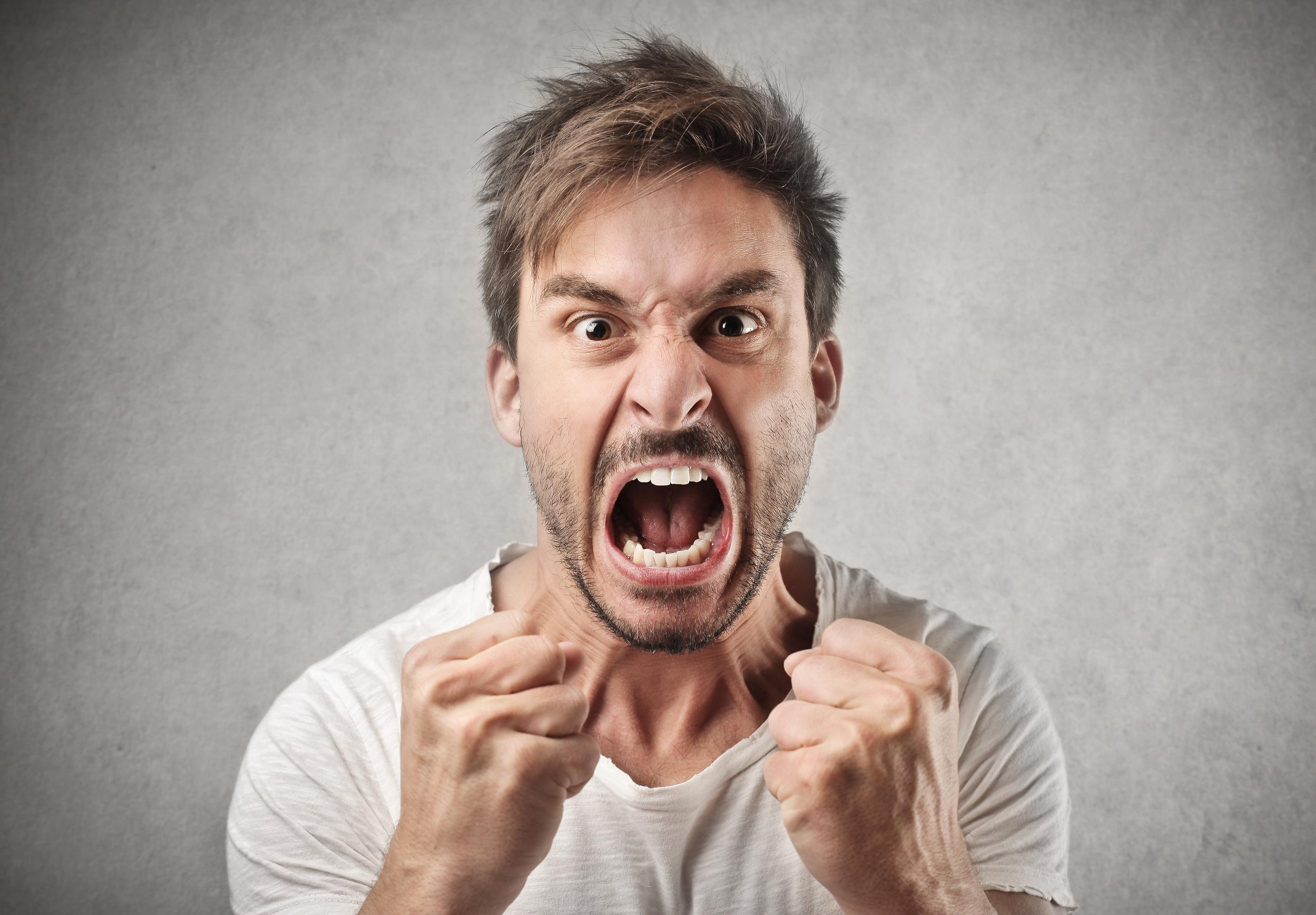 نوبات الغضب