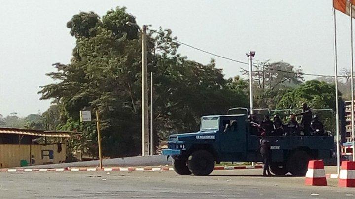 """صورة تمرد """"رواتب الجيش"""" في ساحل العاج يصل إلى أبيدجان"""