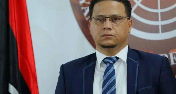 عبدالله بليحق الناطق باسم مجلس النواب