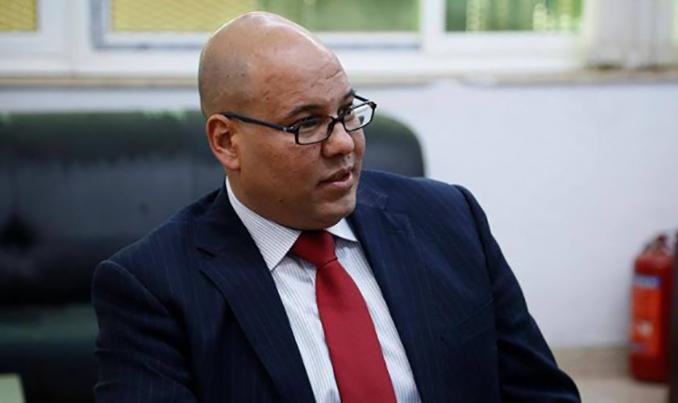 نائب رئيس المجلس الرئاسي فتحي المجبري