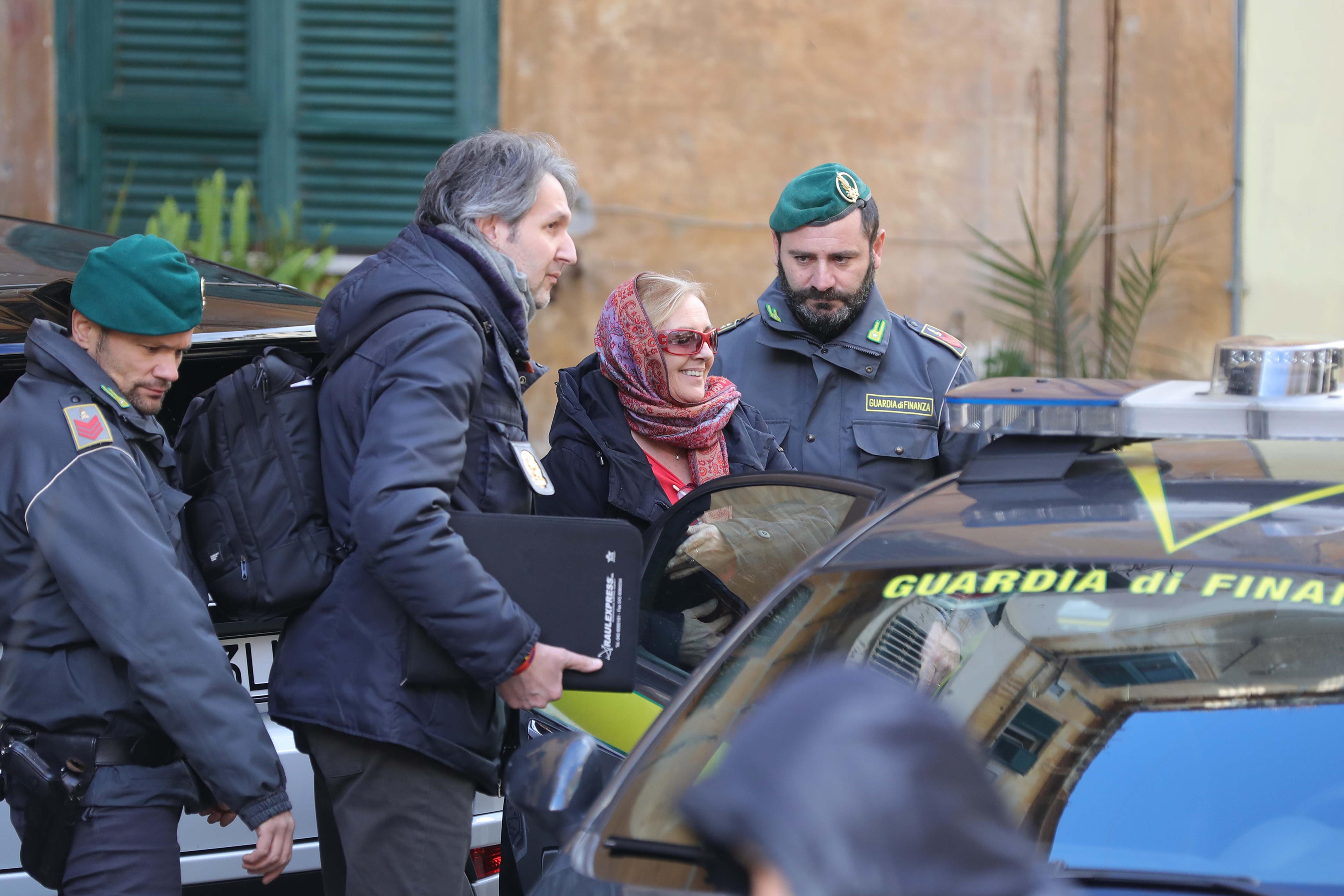 الأجهزة الأمنية الإيطالية