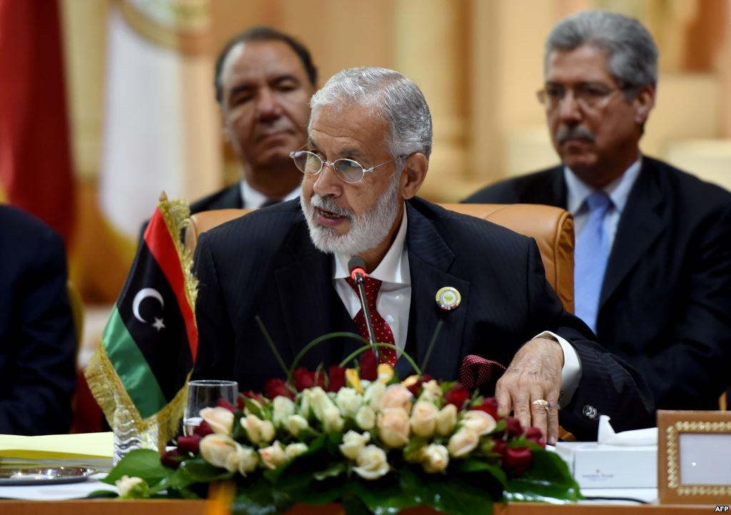 وزير الخارجية المسمى في حكومة الوفاق الوطني محمد طاهر سيالة