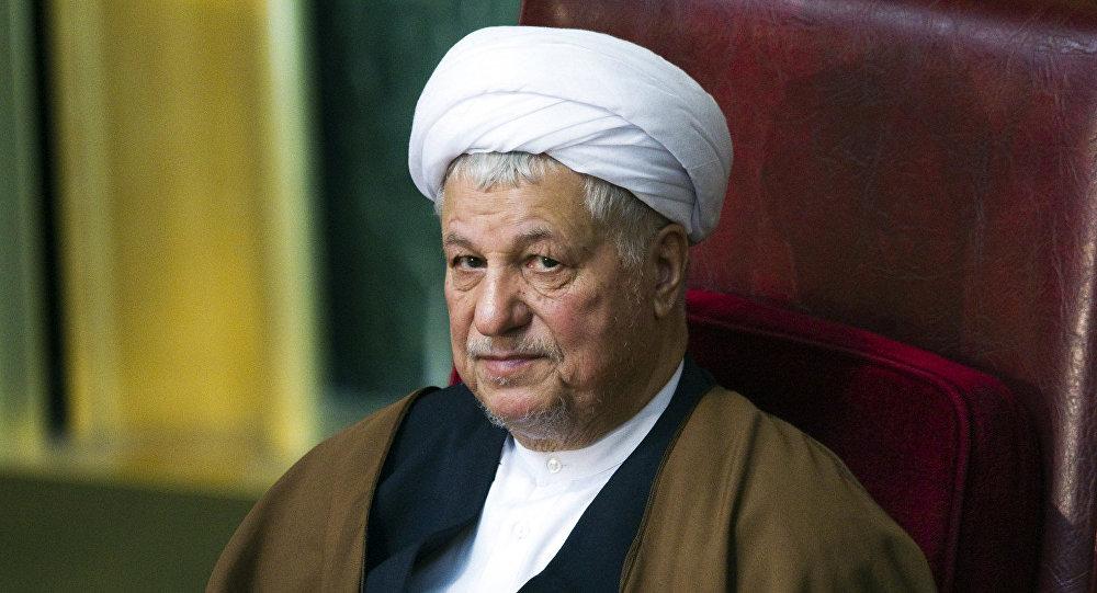 """Photo of وفاة الرئيس الإيراني الأسبق """"رفسنجاني"""" إثر أزمة قلبية"""