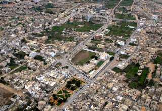 مدينة درنة
