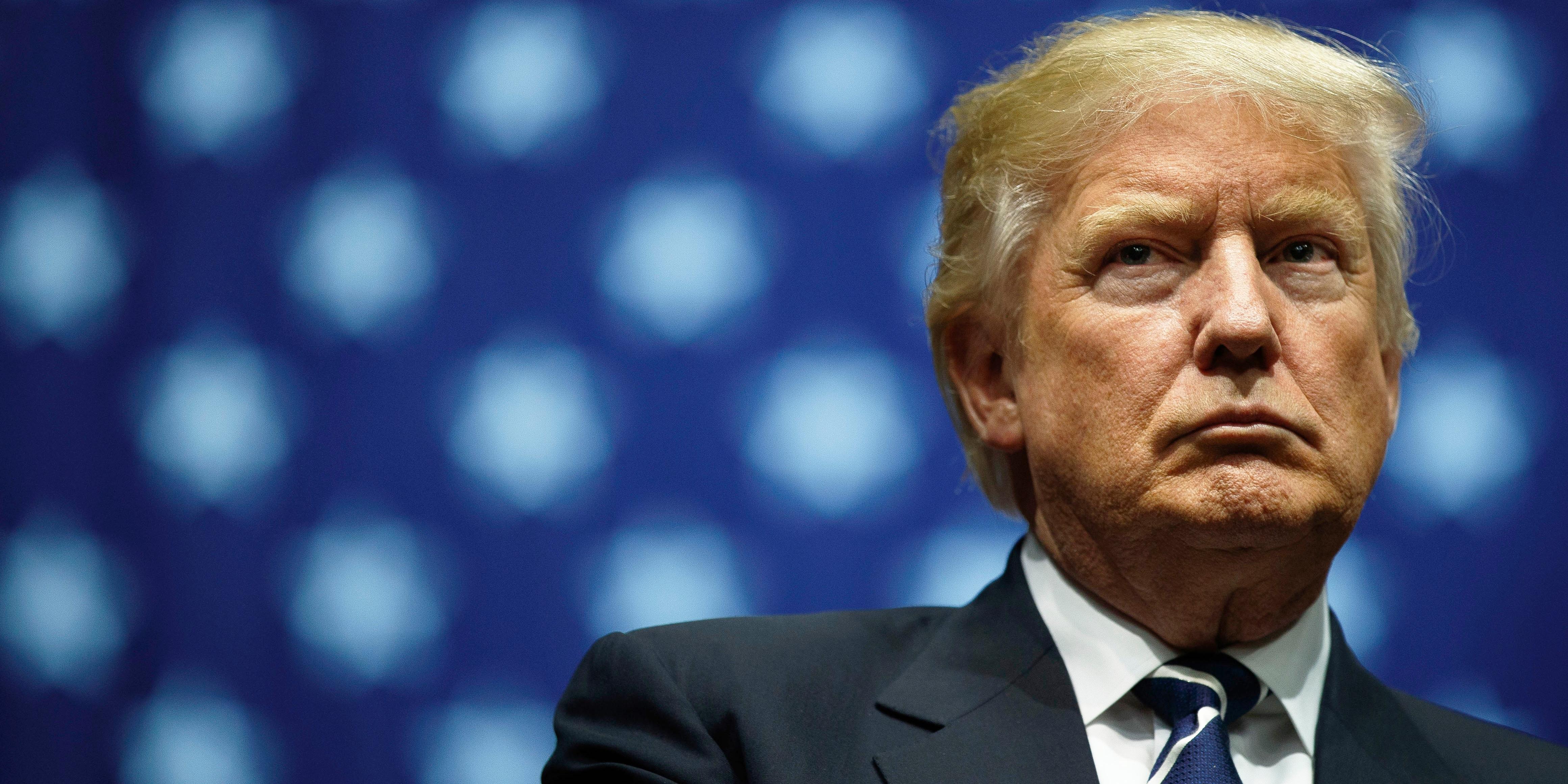 """الرئيس الأميركي """"المُنْتخب"""" دونالد ترامب"""