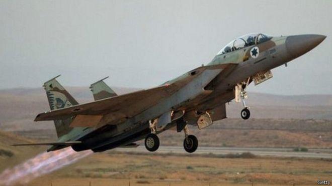 إسرائيل تُهاجم مطارا عسكريا سوريا