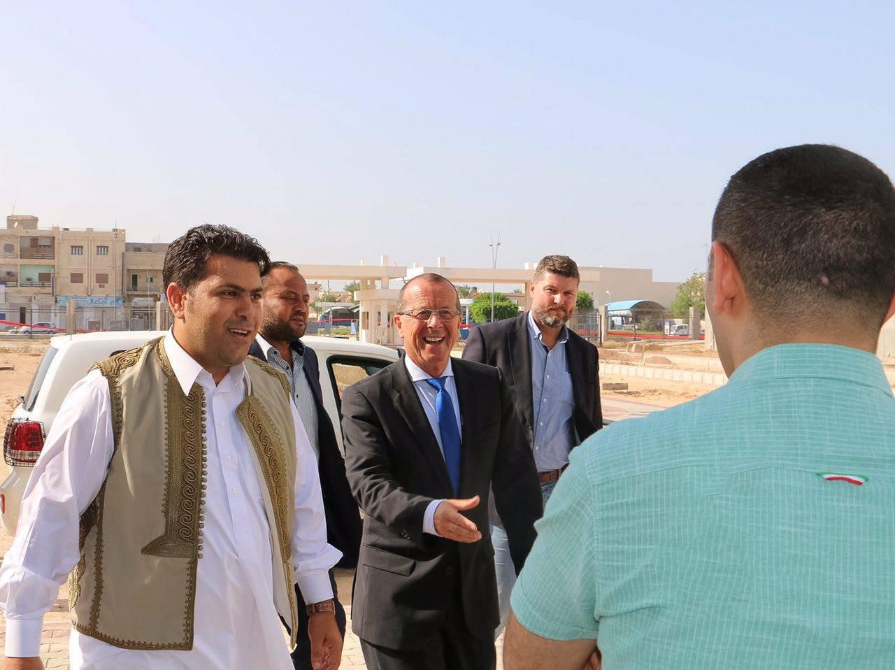 """صورة كوبلر: أدعم بشدة الارتكاز على مبادئ """"الملكية الليبية"""""""