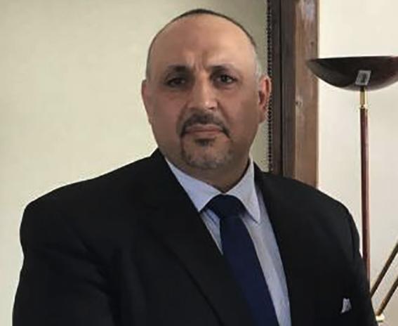 أحمد المبروك صافار