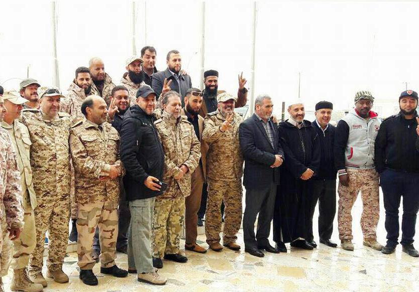 المجلس العسكري مصراتة