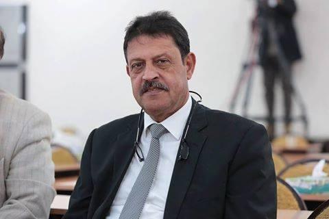 رئيس اللجنة التشريعية والدستورية رمضان شمبش