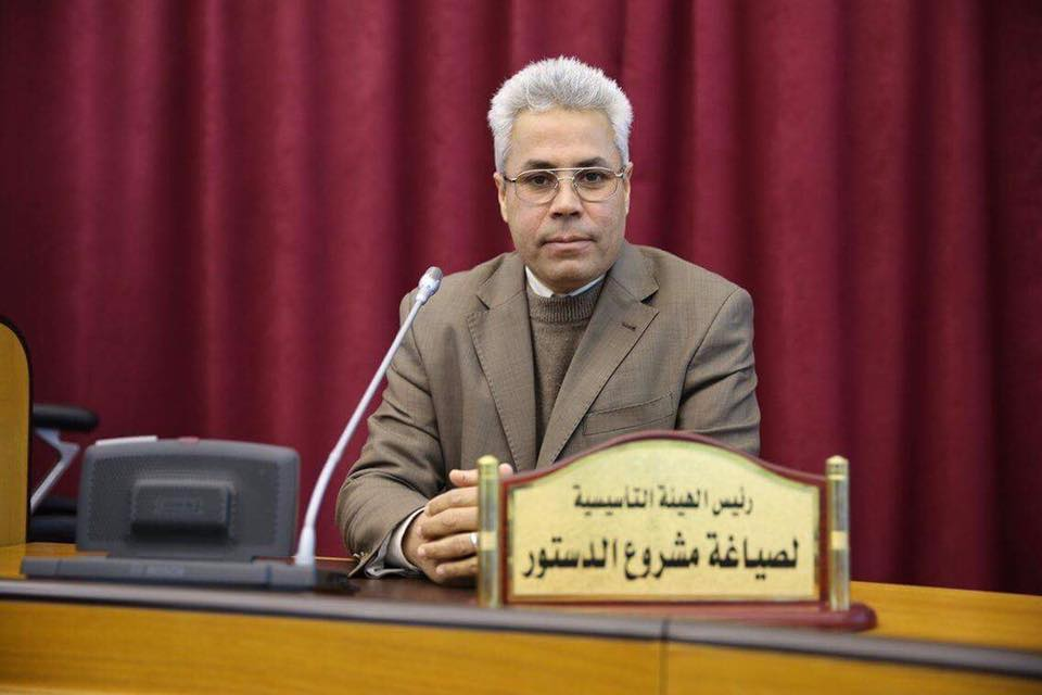 انتخاب نوح عبدالله رئيسا للهيئة التأسيسية للدستور