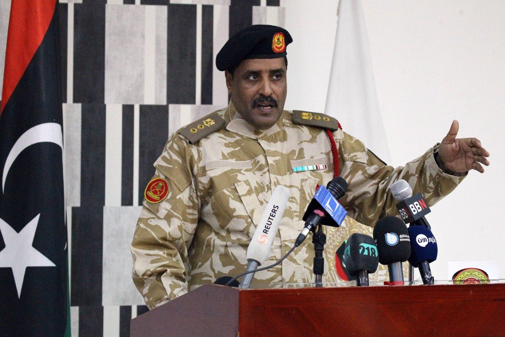 أحمد المسماري