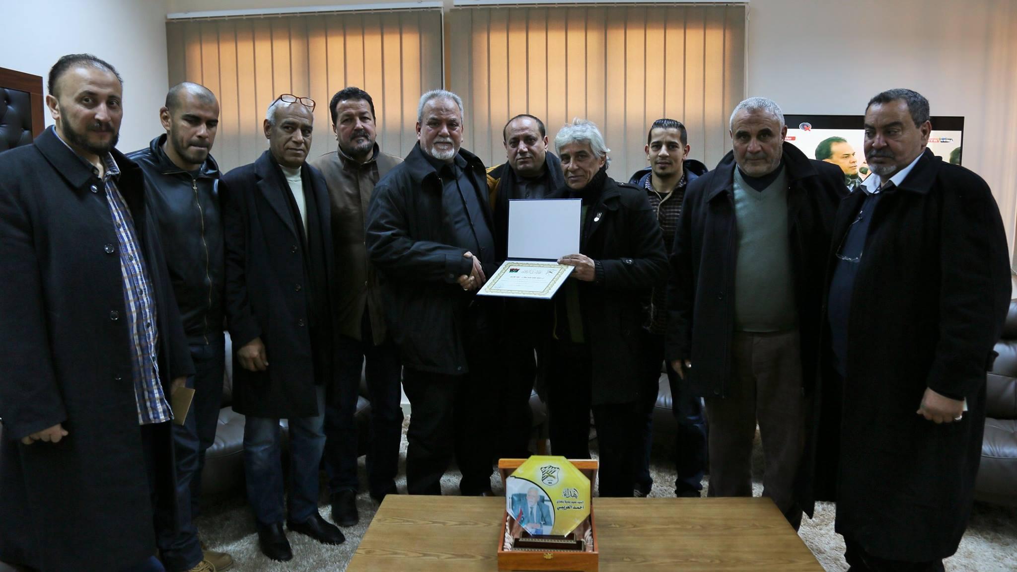 """Photo of العريبي: بنغازي أثبتت للعالم بأنها """"آمنة"""""""