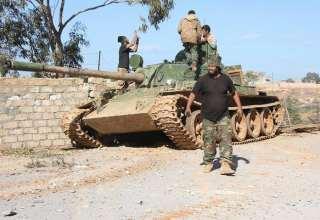 قوات الجيش الوطني