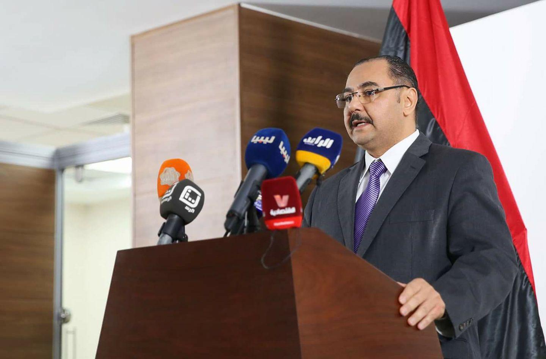 """أشرف الثلثي الناطق باسم """"رئاسي الوفاق"""""""