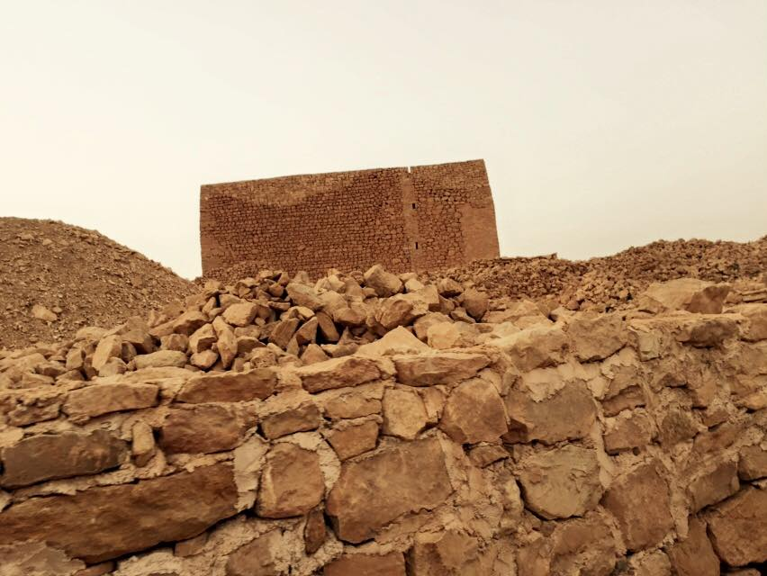 "Photo of مكتب سياحة بني وليد ""يوجه نداء"" لإنقاذ مدينة بن تليس الأثرية"