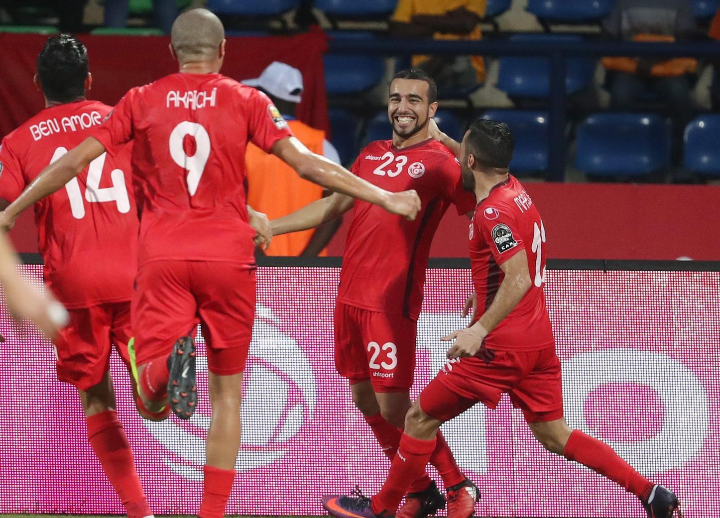 تونس ضد الجزائر