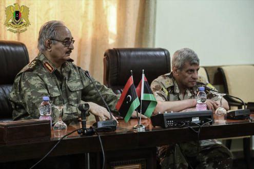 "Photo of الجيش الوطني يتقدم بجبهات غرب بنغازي ""وفق الخطة"""