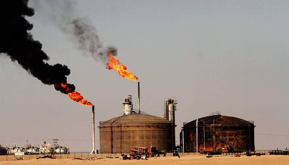 حقل المسلة النفطي