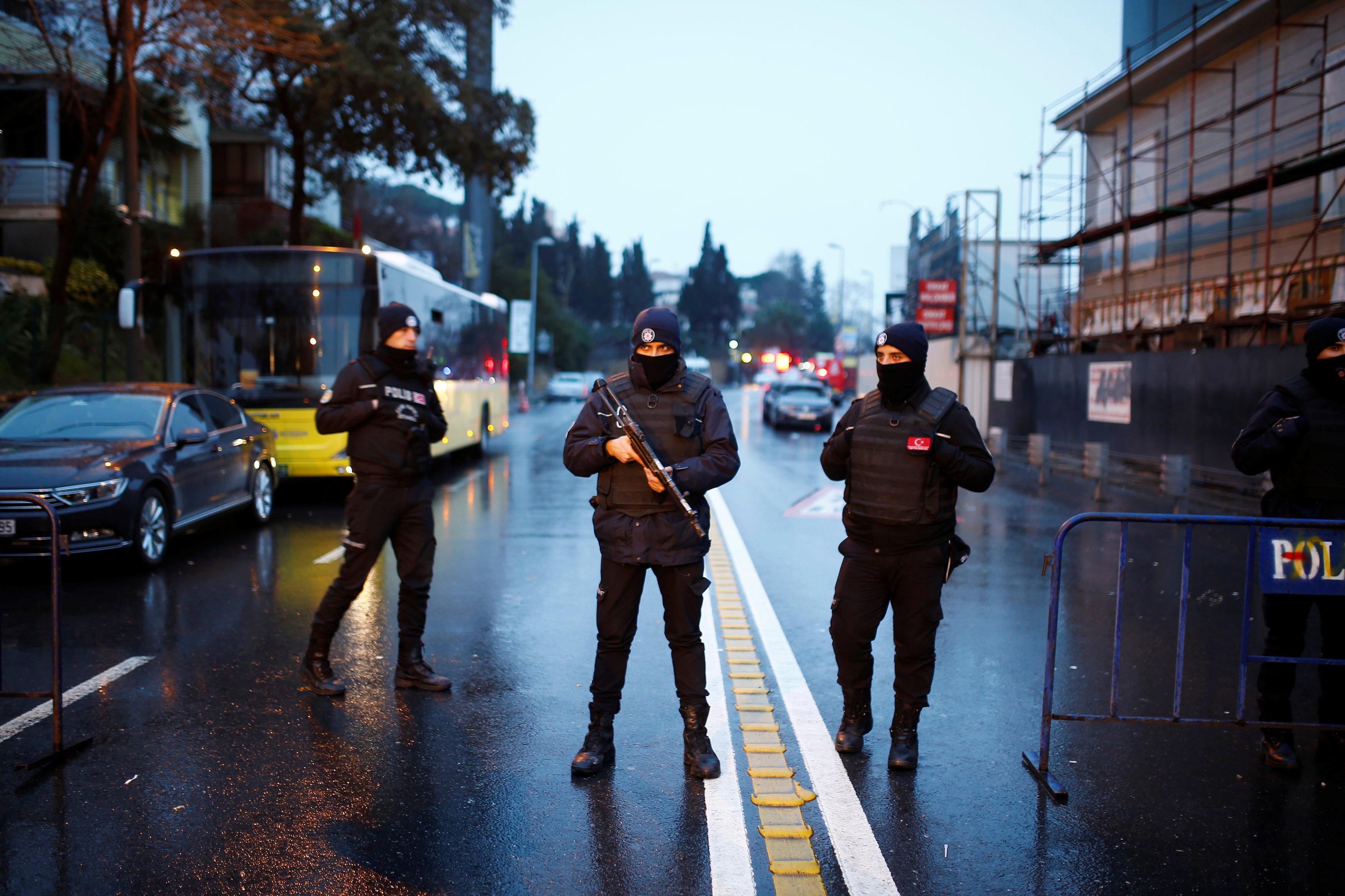 مقتل ليبي وإصابة 3 آخرين في هجوم اسطنبول